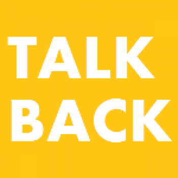 Talkback na Android: co je tento program?